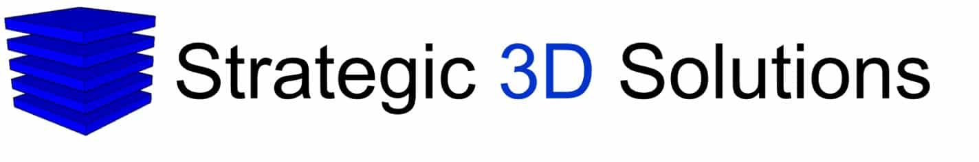 Strategic 3D Solutions logo