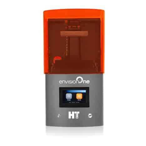 EnvisionTEC Envision One HT 3D printer with cDLM technology (Continuous Digital Ligth Manufacturing).